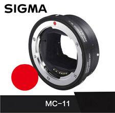 New Sigma MC-11 Lens Converter for Canon EOS EF Lens Sony E-mount Camera A7R3