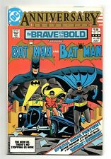 Brave and Bold Vol 1 No 200 Jul 1983 (VFN+) 1st app Katana in Batman & Outsiders