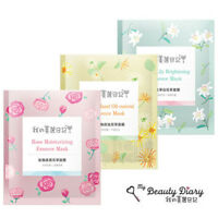 BUY 5 GET 1 FREE [MY BEAUTY DIARY] FLORAL SERIES Moisturizing Facial Mask 1pc