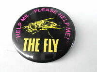 VINTAGE PROMO PINBACK BUTTON #97-012 - THE FLY MOVIE