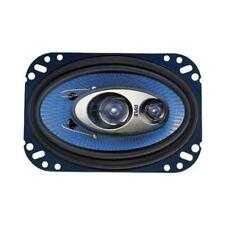 Pyle PL463BL 4'' x 6'' 240 Watt Three-Way Car Audio Speakers (Pair)