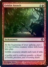 MAGIC FOIL GOBLIN ASSAULT - ASSALTO GOBLIN  (SHARDS OF ALARA)