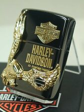 ZIPPO / HARLEY- DAVIDSON Cigarette Oil Lighter....... Limited Edition  HDP-14