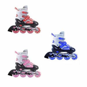 Nextreme Pattini in Linea Firewheel Roller Allungabili Bambino Bambina