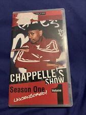 PSP UMD Movie Sony PlayStation Portable Chappelle's Show Vol 1 Season