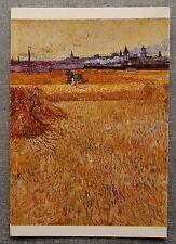 Carte postale VAN GOGH LES MOISSONNEURS     postcard
