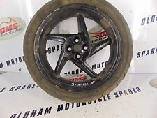 Honda s wing 125 2009 rear wheel