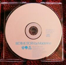 Madonna PINK Bedtime Story UK Picture PROMO CD Disc HANDFUL EXIST Silver Press