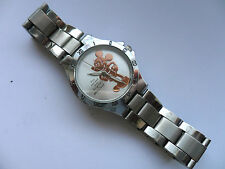 Unbranded Stainless Steel Strap Polished Unisex Wristwatches