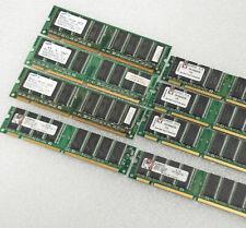 256MB SDRAM SD-RAM PC133 PC-133 SAMSUNG M366S3253ETS ARBEITSSPEICHER MEMORY #S90