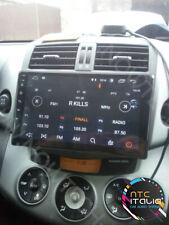 "AUTORADIO 9"" Android 10 Toyota Rav 4 Comandi Volante Bluetooth Navigatore Wifi"