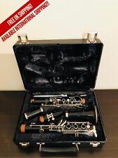 Clarinet Professional Resonite Selmer Bundy With Case Black Free Shipping UK