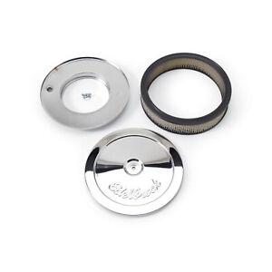 Edelbrock 1208 Air Filter Assembly ProFlo 10Inch Filter