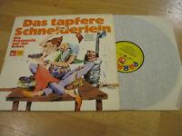 LP Das tapfere Schneiderlein Hörspiel Vinyl PARADISO 05 210654-2