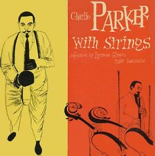 Charlie Parker with Strings by Charlie Parker (Sax) (Vinyl, Nov-2013, Verve)