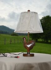 """Home Reflections 22.5"""" High Hen Silhouette Table Lamp"""
