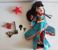BRATZ Doll KUMI - World Collector's Edition Doll Japanese Geisha Tokyo Go Go