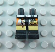 LEGO Black Space UFO Gold Circuitry Minifigure Legs