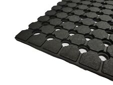 Heavy Duty Cushioned Safety Non-Slip Large Outdoor Play Area Entrance Rubber Mat