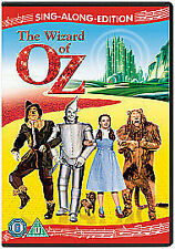 ** THE WIZARD OF OZ ** Classic Judy Garland Musical DVD ** UK R2 ** NEW/SEALED