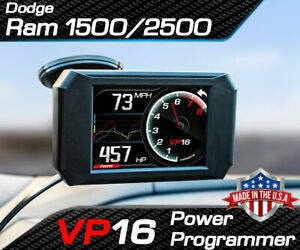 Volo Chip VP16 Power Programmer Performance Race Tuner for Dodge Ram 1500/2500