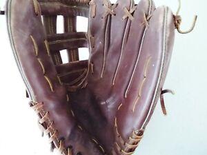 """Wilson MVP Series Softball Glove A 9800 13.5"""" - RHT - Cowhide"""
