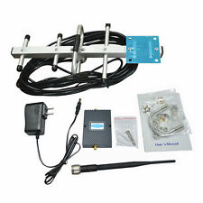 Verizon 4G LTE 65dB 700MHz cell Phone Signal Booster Repeater +Antennas
