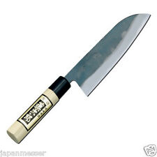 TOJIRO Yasuki Shirogami japanisches Messer Santoku Kochmesser