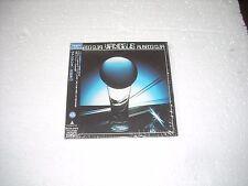 VANGELIS - ALBEDO 0.39  - JAPAN CD MINI LP opened