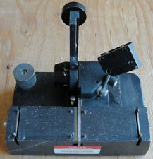 Rare Vintage Rivas Heavy Duty 35mm Motion Picture Movie Film Splicer AWESOME! 2