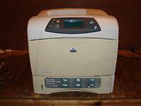 HP Laserjet 4200 4200n Laser Printer *Refurbished*  warranty & toner