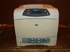 HP Laserjet 4200 4200n Laser Printer *Refurbished*  warranty COUNT 81,570