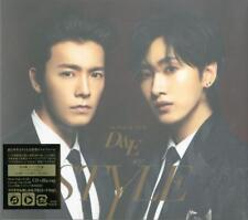 SUPER JUNIOR-D&E-STYLE-JAPAN CD+BLU-RAY+BOOK I96