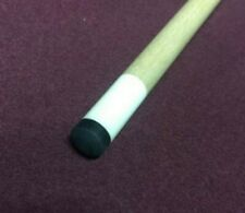 5/16x18 Pool Cue Shaft Sliver Ring w/ Kamui Tip Works With Various Brands