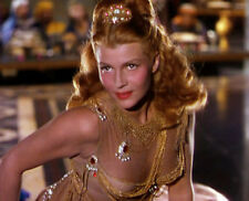 Salome Dance of the Seven Veils Film Cells Lot Rita Hayworth, Charles Laughton +