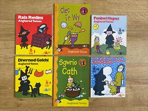 Llyfrau Cymraeg i Blant / Welsh Books For Children