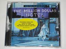 THE MILLION DOLLAR HOTEL ORIGINAL SOUNDTRACK CD 2000 U2 BONO MILLA JOVOVICH RARE