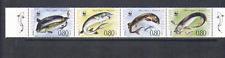 Bulgaria 2004 WWF/Sturgeon/FISH/Marine 4v strp n13883