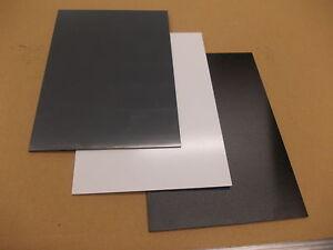 3 mm Solid UPVC Sheet 600 mm x 600mm Cladding splasbacks fascia's etc