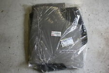 NEW OEM TOYOTA SIENNA GRAY (STONE) FLOOR MATS AND CLIPS