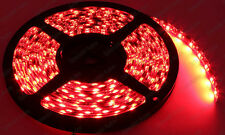 Super Bright Brilliant Red 5Meter LED Strip 300-SMD Interior Door Trunk Cargo