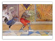 Affiche Offset MOEBIUS Soleil Vert 60x80