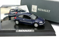 Norev 1/43 - Renault Megane Coupe Sport Bleue 2003