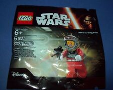 SDCC LEGO Star Wars PROMO - Rebel A-Wing Pilot Figure - new sealed