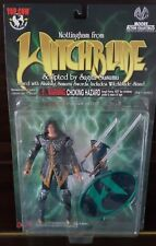 NOTTINGHAM - Witchblade - Clayton Moore Action Collectibles Figure