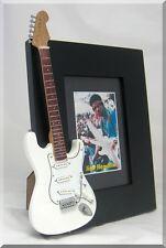 Jimi Hendrix Miniature Guitar Frame Woodstock