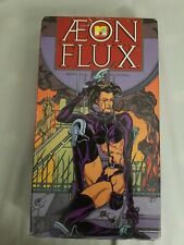 Aeon Flux Animated Tv Series Vhs