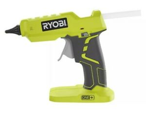 RYOBI 18V ONE+Cordless Full Size Glue Gun  (3) General Purpose Glue Sticks