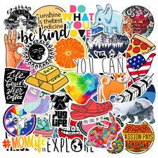 40PCS INS Skateboard Stickers bomb Vinyl Laptop Luggage Decals Sticker lot cool