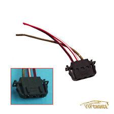 Blower Motor Resistor Connector Plug For VW Audi Skoda 1J0972753 4B0820521